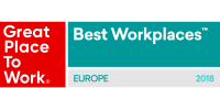 Best Workplaces 2018 Europe
